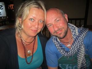 Agnese und Martin in Asien (3)